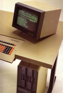 The Scantext 950 workstation